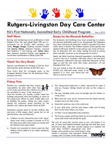 R-LDCC Newsletter May 2013