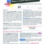 April Newsletter page 1
